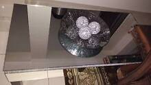 BEAUTIFUL MIRRORED COFFEE TABLE WITH CRYSTA BELT $200 Barden Ridge Sutherland Area Preview