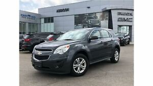 2011 Chevrolet Equinox AWD Accident free