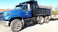 1997 Gmc C8500 Single axle + lift axle  Barrie Ontario Preview