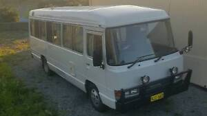 Toyota Coaster Motorhome For Sale Gracemere Rockhampton City Preview