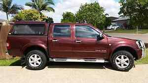 Holden Rodeo 4x4 LT Idalia Townsville City Preview
