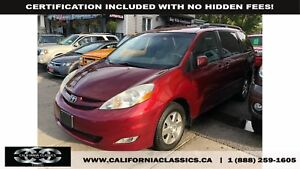 2010 Toyota Sienna LE LEATHER! PWR SLIDING DOORS!