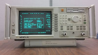 HP8711A Network Analyzer 300KHz - 1300 MHz