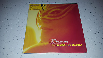 "The Courteeners  No you Didn't No you Don't     7"" Single   (Brand New)"
