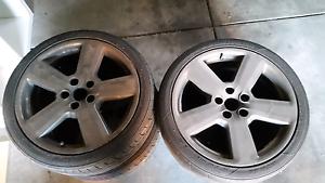 audi A5 wheels Clarinda Kingston Area Preview