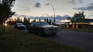 1984 Pontiac Parisienne (caprice classic)