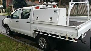 2008 Toyota Hilux Ute Ferntree Gully Knox Area Preview