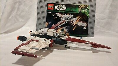 Lego® Star Wars Z-95 Headhunter 75004 Complete with all Minifigs & Instructions