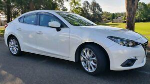 2014 Mazda 3 SP25 Auto