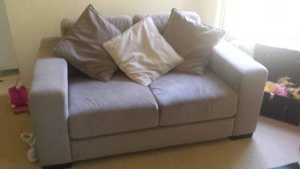 Amart 2 Seater Sofa