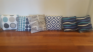 Cushions Blue Tones Berkeley Vale Wyong Area Preview