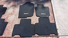GENUINE Toyota RAV4 FULL SET floor mats 2012 - 2016 NEW & USED Rooty Hill Blacktown Area Preview