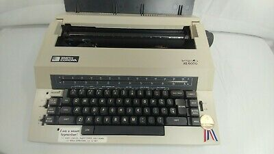 Smith Corona Xe 6000 Spell-right Smart Electric Typewriter Word Processor Used