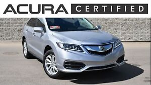 2017 Acura RDX AWD  Certified Pre-Owned