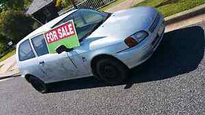For sale is my   toyota starlet Rutherford Maitland Area Preview