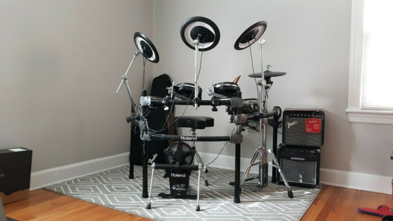 Roland TD-12 V-Series Electronic Drumset