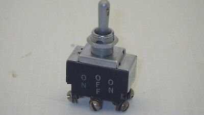Cutler Hammer An3027-8 Toggle Switch 3-position On-off-on