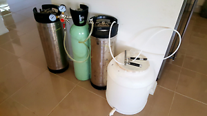 $550 negotiable Complete keg system. Tuggerah Wyong Area Preview