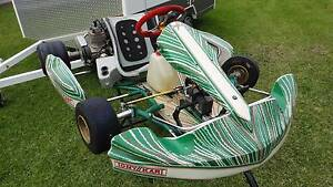Tony Kart 125 X30 with spares Wollongong Wollongong Area Preview