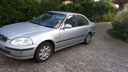 """""""URGENT""""Honda Civic 1998 need gone ASAP!! Pascoe Vale Moreland Area Preview"""