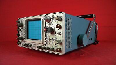 Tektronix 465b 100 Mhz Dual Trace Delayed Sweep Oscilloscope