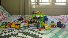 "20 Piece Fisher-Price ""Little People toy cars"" set Mount Gravatt East Brisbane South East Preview"