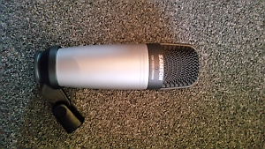 Samson C01 Studio Condenser Microphone +  Studio Headphones Shepparton Shepparton City Preview