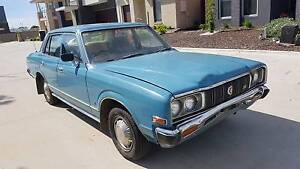 1976 Toyota Crown 1 OWNER - ALL TIME CLASSIC - 4,505KM - RUNS PER Coburg North Moreland Area Preview