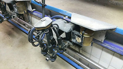 De Laval Milchmengenmessung Flowmaster MM 15 aus Doppel 6er Melkstand