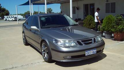 2002 Saab 9-5 Sedan Maddington Gosnells Area Preview