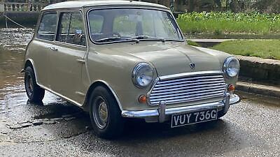 1968 Austin Mini Cooper Mark II