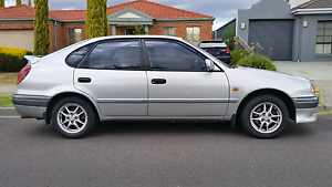 Toyota Corolla Levin 1999 hatchback. Sports Model. Good condition Delahey Brimbank Area Preview