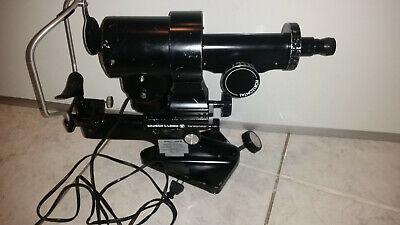 Bausch Lomb Manual Keratometer 71-21-35 Opthalmometer Optometrist Tool 3