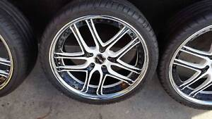 SECONDHAND 19 inch Wheels and Tyres to suit Merc C-Class Preston Darebin Area Preview