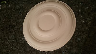 Ceiling Rose Plaster Traditional Victorian 345mm Handmade.,,,