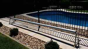 Solar pool blanket roller Willaston Gawler Area Preview