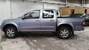 2004 Holden Rodeo LT RA (4x4) 3.5L 6 Cylinder Dual Cab - Manual Waratah Newcastle Area Preview