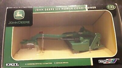 Britains ERTL 1:32 Scale 42118 John Deere 535 Mower Conditioner