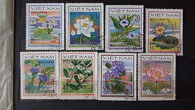Briefmarken VIETNAM 1978 * Blumen