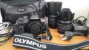 Olympus e-410 DSLR Camera with 2 lens Pending pick up Eight Mile Plains Brisbane South West Preview