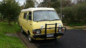 Toyota Hiace Sunliner Pop Top Campervan Balnarring Mornington Peninsula Preview