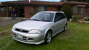 2001 Ford KQ SR Laser Angaston Barossa Area Preview