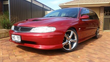 Holden VX V8 Berlina Wagon. A cheap VY SS Wagon alternative. HSV  Hillbank Playford Area Preview