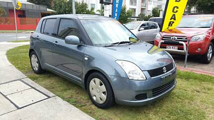 2007 Suzuki Swift, WARRANTY-  REGO - RWC - RELIABLE - ECONOMICAL