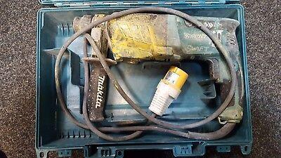 Makita HR2630 110V 800w SDS Hammer Drill