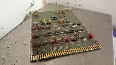 Sharnoa  CNC Control PC Board, SE-79E  CS, Used, Warranty