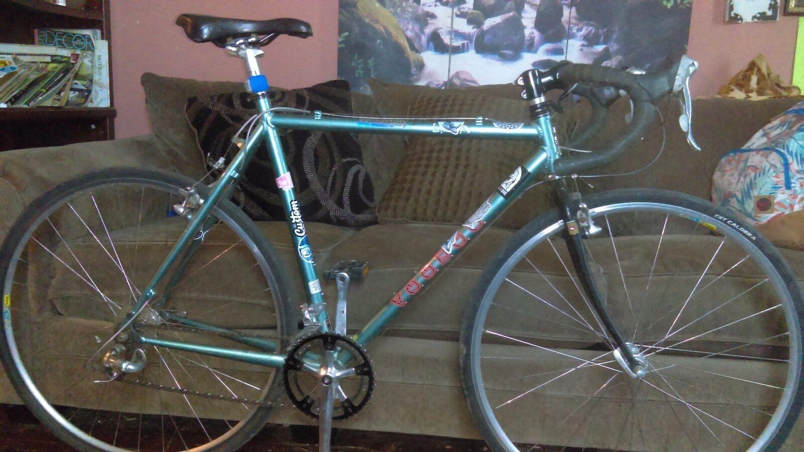 voodoo limba 55 cm road bike