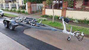 Mackay 18 foot dual trailer Croydon Charles Sturt Area Preview