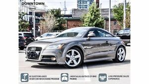 2011 Audi TT 2.0T S Line Tronic Qtro Cpe *No Accidents*