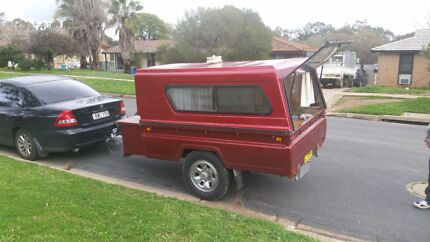 Camper trailer Ashmont Wagga Wagga City Preview